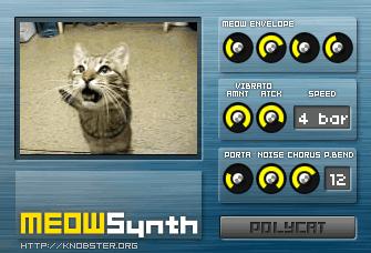 KNOBSTER MeowSynth VSTi