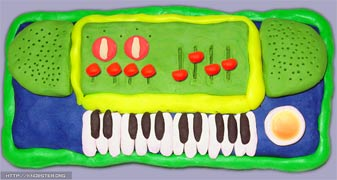 KNOBSTER Plastic Piano VSTi
