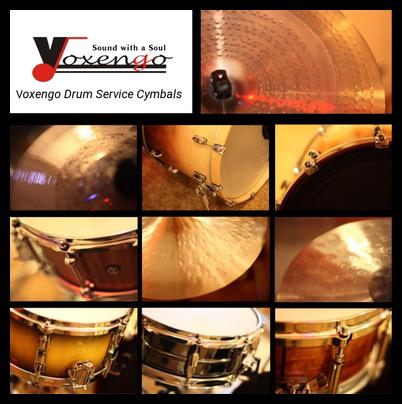 Voxengo Drum Service Cymbals